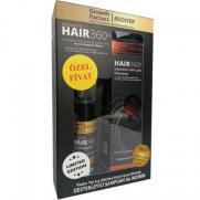 Hair 360 - Hair 360 Women Booster Serum 50 ml - Dökülme Karşıtı Şampuan 200 ml HEDİYE
