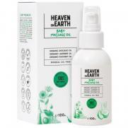 Heaven On Earth - Heaven On Earth Bebek Masaj Yağı 100 ml