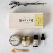 Homemade Aromaterapi - Homemade Aromaterapi Ayak Bakım Seti
