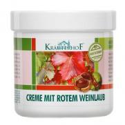 Krauterhof - Krauterhof Kırmızı Asma Yaprağı Kremi 250ml