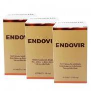 Hair 360 - KRC Derma Endovir Takviye Edici Gıda 3x 30 Tablet Yeni Formül