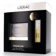 Lierac - Lierac Premium The Voluptuous Cream 50 ml + Cica-Filler Serum 10 ml