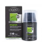 Logona - Logona Erkek Yüz Bakım Kremi Q10 - 50ml
