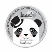 Look At Me - Look At Me Panda Hydrogel Charcoal Göz Bandı 60 Paket