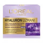 Loreal Paris - Loreal Paris Hyaluron Uzmanı Dolgunlaştırıcı Gece Kremi 50 ml