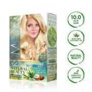 Maxx Deluxe - Maxx Deluxe Natural Beauty Saç Boyası 10.0 Açık Sarı
