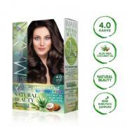 Maxx Deluxe - Maxx Deluxe Natural Beauty Saç Boyası 4.0 Kahve
