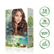 Maxx Deluxe - Maxx Deluxe Natural Beauty Saç Boyası 7.0 Kumral