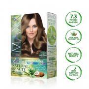 Maxx Deluxe - Maxx Deluxe Natural Beauty Saç Boyası 7.3 Fındık Kabuğu