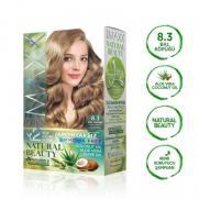 Maxx Deluxe - Maxx Deluxe Natural Beauty Saç Boyası 8.3 Bal Köpüğü