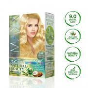 Maxx Deluxe - Maxx Deluxe Natural Beauty Saç Boyası 9.0 Doğal Sarı