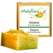 Mediflora - Mediflora Karaova El ve Vücut Sabunu 160 gr