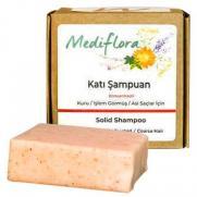 Mediflora - Mediflora İşlem Görmüş Saçlar İçin Katı Şampuan 110 gr