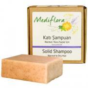 Mediflora - Mediflora Normal / Kuru Saçlar İçin Katı Şampuan 110 gr