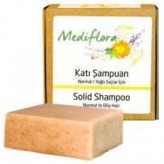 Mediflora - Mediflora Normal / Yağlı Saçlar İçin Katı Şampuan 110 gr