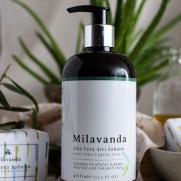 Milavanda - Milavanda Aloe Vera Sıvı Sabun 400 ml