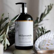 Milavanda - Milavanda Keçi Sütlü Sıvı Sabun 400 ml