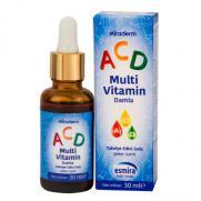 Miraderm - Miraderm ACD Multi Vitamin 30 ml