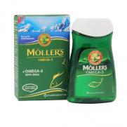 Möllers - Möllers Omega-3 Takviye Edici Gıda 60 Yumuşak Kapsül