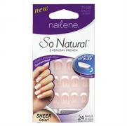 Nailene - Nailene So Natural French Short Sheer 71499