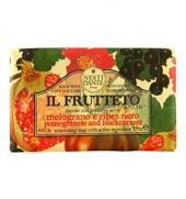 Nesti Dante - Nesti Dante Il Frutteto Pomegranate Blackcuurrant Soap 250gr