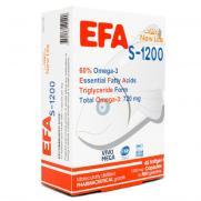 New Life - New Life S-1200 Omega 3 Takviye Edici Gıda 45 Kapsül