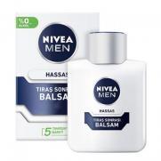Nivea - Nivea Men Hassas Ciltler için Traş Sonrası Balsam 100 ml