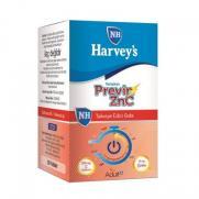 Nurse Harveys - Nurse Harveys Previn ZnC Takviye Edici Gıda 30 Tablet