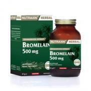 Nutraxin - Nutraxin Bromelain Ananas 60 Kapsül