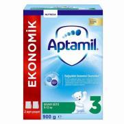 Nutricia - Nutricia Aptamil Devam Sütü 9-12 Ay 900 g