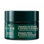 Nuxe - Nuxe Bio Organic Aydınlatıcı Detoks Maske 50 ml