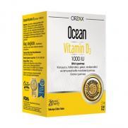 Orzax - Orzax Ocean Vitamin D3 1000 IU Sprey 20ml