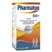 Pharmaton - Pharmaton 50 Plus 30 Kapsül