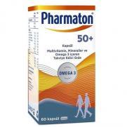 Pharmaton - Pharmaton 50 Plus 60 Kapsül