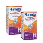 Pharmaton - Pharmaton Essential Daily Takviye Edici Gıda 2 x 30 Film Kaplı Tablet