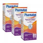 Pharmaton - Pharmaton Essential Daily Takviye Edici Gıda 3 x30 Film Kaplı Tablet