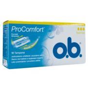 O.B - ProComfort Tampons Normal 16Adet