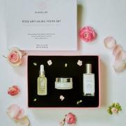 RoseAndCure - Rose And Cure Yaşlanma Karşıtı Bakım Seti