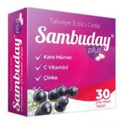 Sambuday - Sambuday Plus Efervesan 30 Tablet