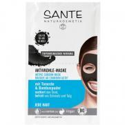 Diğer - Sante Active Carbon Mask 2x4 ml
