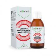 VeNatura - VeNatura Lipozomal Demir ve Vitamin C 150 ml