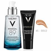 Vichy - Vichy Nemlen ve Güzelleş Seti 45 Gold