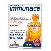 Vitabiotics - Vitabiotics İmmunace İmmune System 30 Tablets