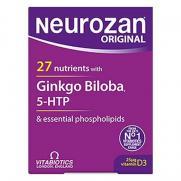 Vitabiotics - Vitabiotics Neurozan Original Takviye Edici Gıda 30 Tablet