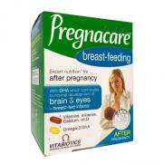 Vitabiotics - Vitabiotics Pregnacare Breast-Feeding Omega 3 56 Tablet