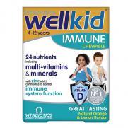 Vitabiotics - Vitabiotics Wellkid Immune Chewable Takviye Edici Gıda 30 Tablet