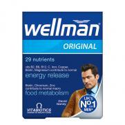 Vitabiotics - Vitabiotics Wellman Original 30 Tablet