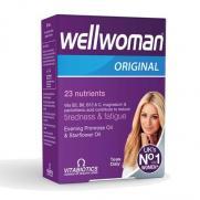 Vitabiotics - Vitabiotics Wellwoman Original Takviye Edici Gıda 60 Kapsül
