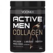 Voonka - Voonka Collagen Active Men Toz Yeşil Elma 250 gr
