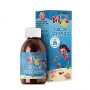 Voonka - Voonka Kids Niloya Omega 3 Balık Yağı Sıvı Takviye Edici Gıda 150 ml